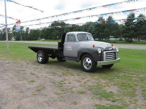 1951 GMC 300  for sale at Bowties ETC INC in Cambridge MN