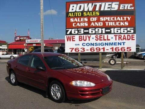 2000 Dodge Intrepid for sale at Bowties ETC INC in Cambridge MN