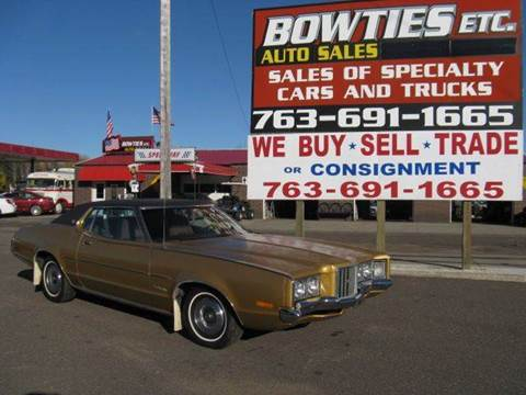 1972 Mercury Montego for sale at Bowties ETC INC in Cambridge MN