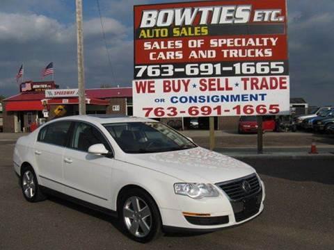 2008 Volkswagen Passat for sale at Bowties ETC INC in Cambridge MN