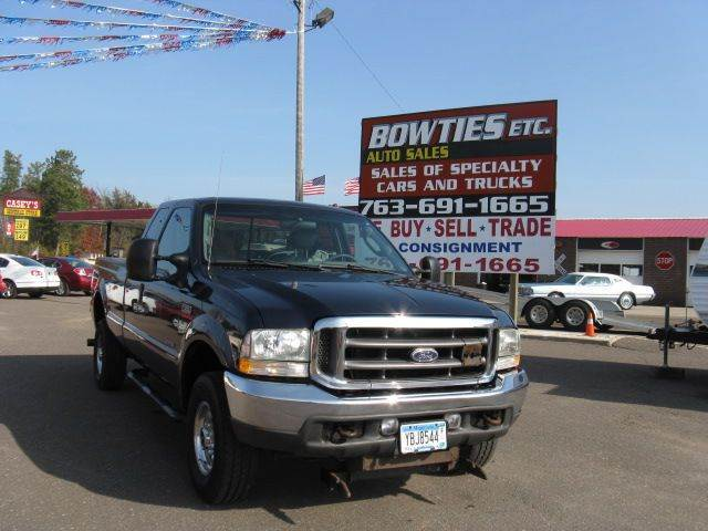2004 Ford F-350 Super Duty for sale at Bowties ETC INC in Cambridge MN