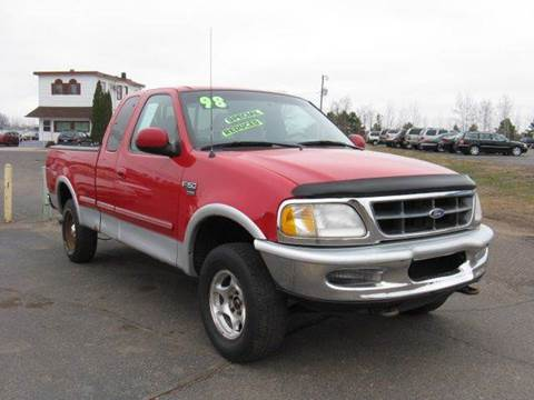 1998 Ford F-150 for sale at Bowties ETC INC in Cambridge MN