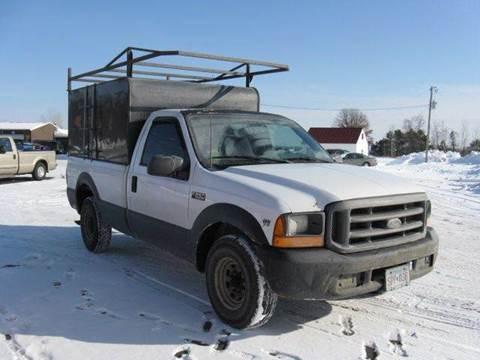 1999 Ford F-250 Super Duty for sale at Bowties ETC INC in Cambridge MN