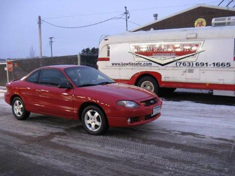 2003 Ford Escort for sale at Bowties ETC INC in Cambridge MN