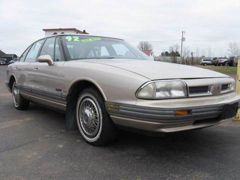 1992 Oldsmobile Eighty-Eight Royale for sale at Bowties ETC INC in Cambridge MN