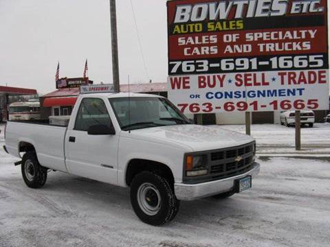2000 Chevrolet C/K 2500 Series for sale at Bowties ETC INC in Cambridge MN