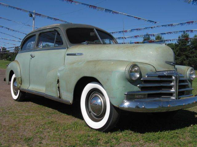 1948 Chevrolet Stylemaster for sale at Bowties ETC INC in Cambridge MN