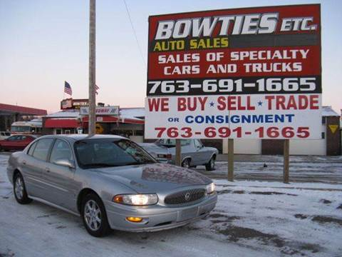 2004 Buick LeSabre for sale at Bowties ETC INC in Cambridge MN