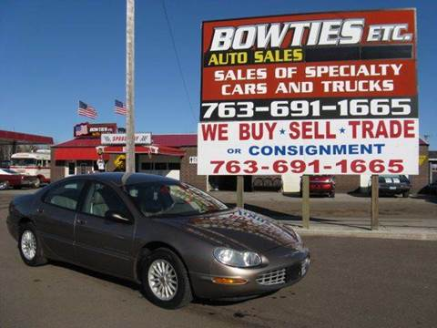 2001 Chrysler Concorde for sale at Bowties ETC INC in Cambridge MN