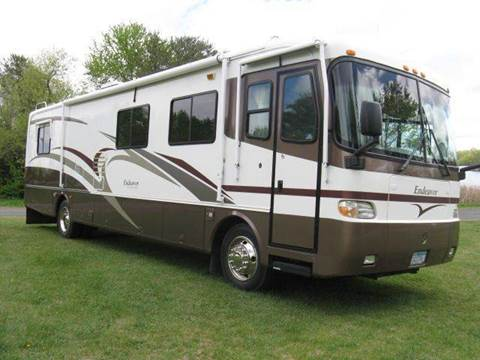 2000 Holiday Rambler Endeavor  for sale at Bowties ETC INC in Cambridge MN