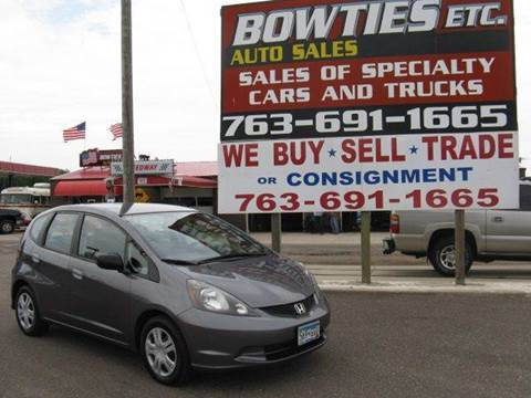 2011 Honda Fit for sale at Bowties ETC INC in Cambridge MN