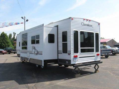 2004 Forest River Cherokee for sale at Bowties ETC INC in Cambridge MN