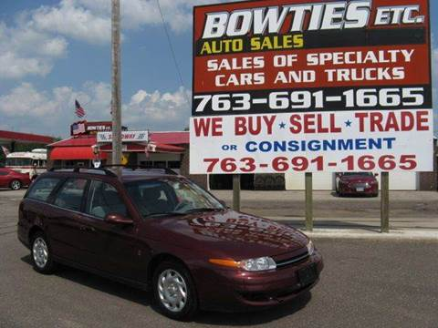 2001 Saturn L-Series for sale at Bowties ETC INC in Cambridge MN