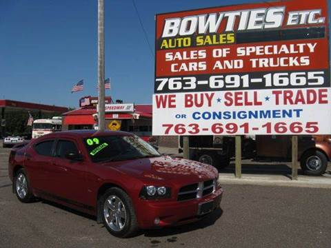 2009 Dodge Charger for sale at Bowties ETC INC in Cambridge MN