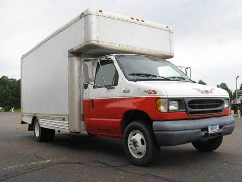 1998 Ford E-350 for sale at Bowties ETC INC in Cambridge MN