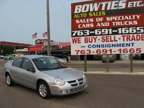 2003 Dodge Neon for sale at Bowties ETC INC in Cambridge MN