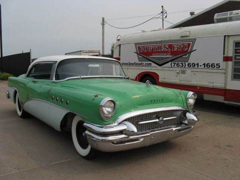 1955 Buick 50 Super for sale at Bowties ETC INC in Cambridge MN