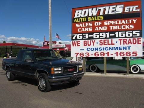 1997 GMC Sierra 1500 for sale at Bowties ETC INC in Cambridge MN