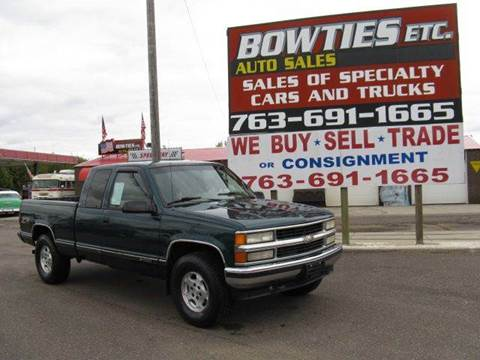1995 Chevrolet C/K 1500 Series for sale at Bowties ETC INC in Cambridge MN