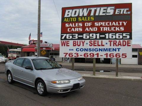 2004 Oldsmobile Alero for sale at Bowties ETC INC in Cambridge MN
