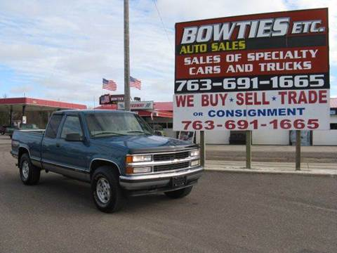 1998 Chevrolet C/K 1500 Series for sale at Bowties ETC INC in Cambridge MN