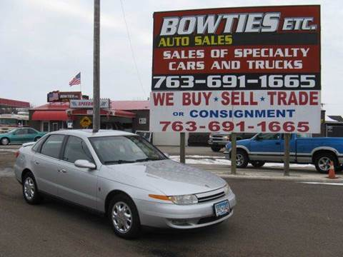 2002 Saturn L-Series for sale at Bowties ETC INC in Cambridge MN