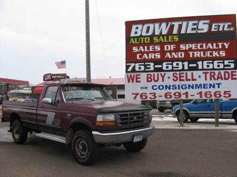 1993 Ford F-250 for sale at Bowties ETC INC in Cambridge MN