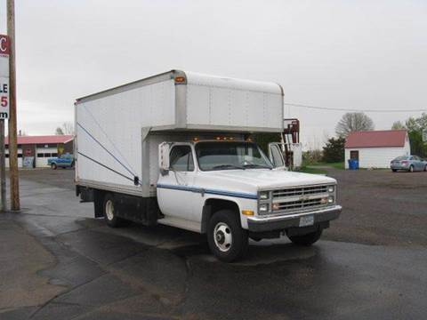 1987 Chevrolet C/K 3500 Series for sale at Bowties ETC INC in Cambridge MN