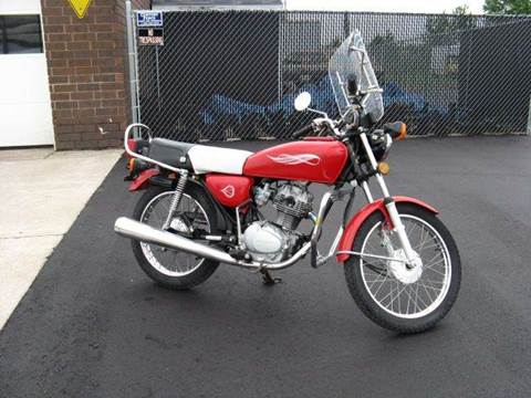 1980 Honda 125 for sale at Bowties ETC INC in Cambridge MN