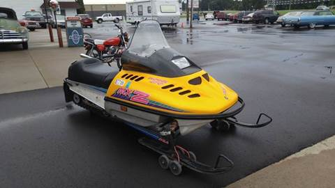 1993 Ski-Doo MXZ for sale at Bowties ETC INC in Cambridge MN
