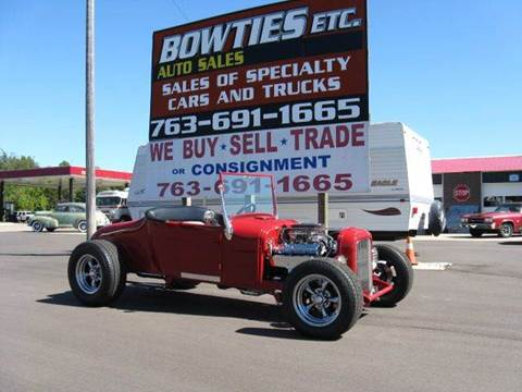 1927 Ford Roadster for sale at Bowties ETC INC in Cambridge MN