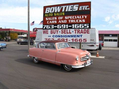 1951 Nash Rambler for sale at Bowties ETC INC in Cambridge MN