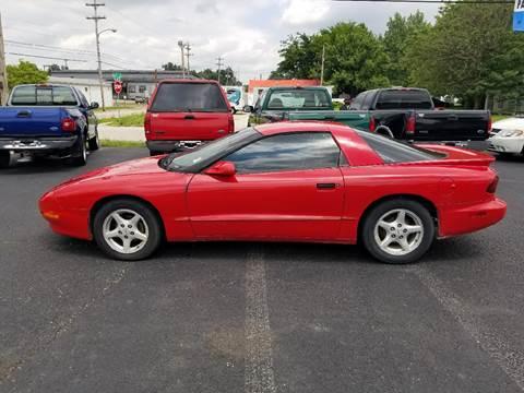 1996 Pontiac Firebird for sale in Owensboro, KY