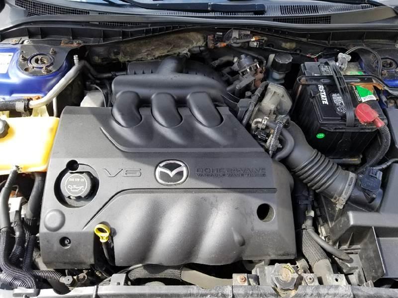 2004 Mazda MAZDA6 s 4dr Hatchback - Owensboro KY