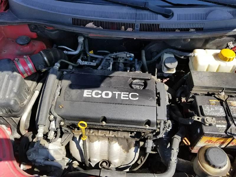 2011 Chevrolet Aveo LT 4dr Sedan w/2LT - Owensboro KY