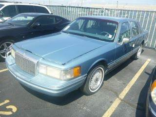1993 Lincoln Town Car For Sale - Carsforsale.com®