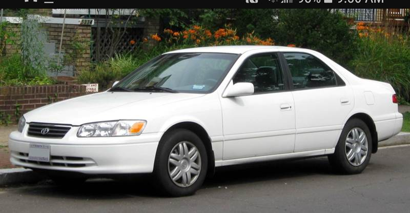 2001 Toyota Camry LE 4dr Sedan - Owensboro KY