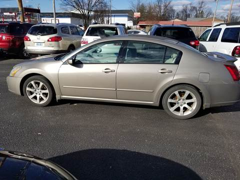 07 Nissan Maxima >> 2007 Nissan Maxima For Sale In Owensboro Ky