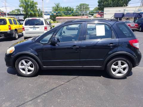 2008 Suzuki SX4 Crossover for sale in Owensboro, KY