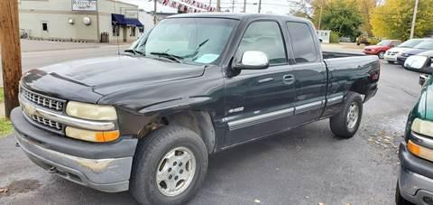 2002 Chevrolet Silverado 1500 for sale at Cartraxx Auto Sales in Owensboro KY