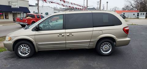 2002 Chrysler Town and Country for sale at Cartraxx Auto Sales in Owensboro KY