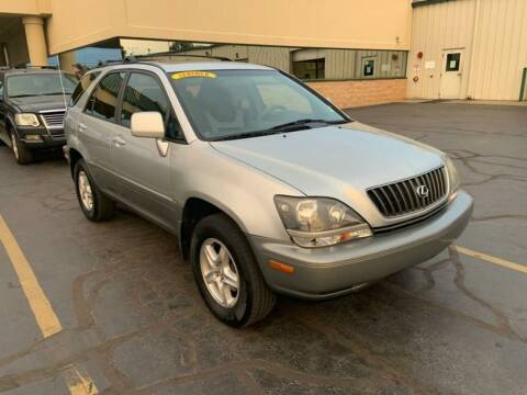 1999 Lexus RX 300 for sale at Cartraxx Auto Sales in Owensboro KY