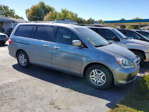 2007 Honda Odyssey for sale at Cartraxx Auto Sales in Owensboro KY