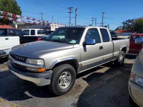 2000 Chevrolet Silverado 1500 for sale at Cartraxx Auto Sales in Owensboro KY