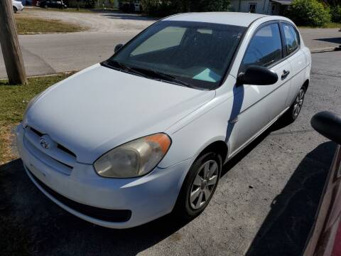 2007 Hyundai Accent for sale at Cartraxx Auto Sales in Owensboro KY