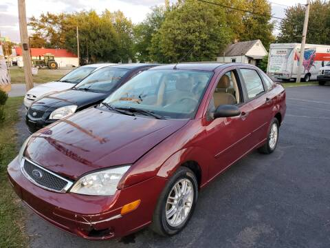 2006 Ford Focus for sale at Cartraxx Auto Sales in Owensboro KY