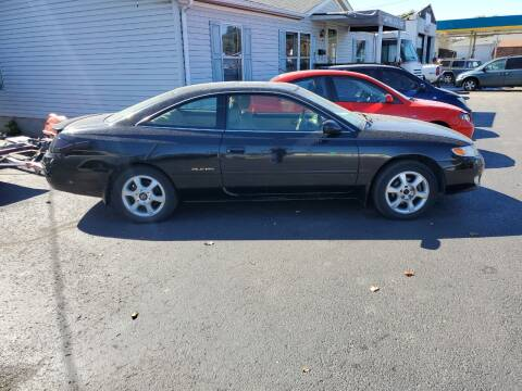 1999 Toyota Camry Solara for sale at Cartraxx Auto Sales in Owensboro KY