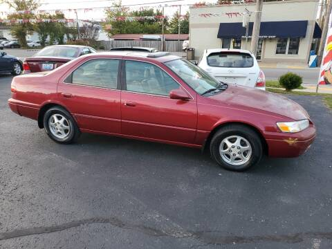 1998 Toyota Camry for sale at Cartraxx Auto Sales in Owensboro KY