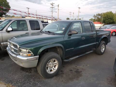 2001 Dodge Dakota for sale at Cartraxx Auto Sales in Owensboro KY