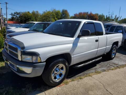 1999 Dodge Ram Pickup 1500 for sale at Cartraxx Auto Sales in Owensboro KY